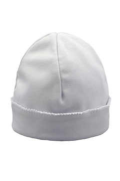Shoptiques Product: Antibacterial Cotton Hat | Laranjinha | Perfect Baby Shower Gift
