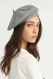 ANTIDOTE STUDIO Eco Beret Grey - Product Mini Image