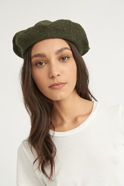 ANTIDOTE STUDIO Eco Beret Khaki - Product Mini Image