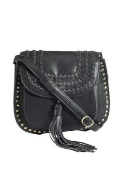 Shoptiques Product: Studded Saddle Bag