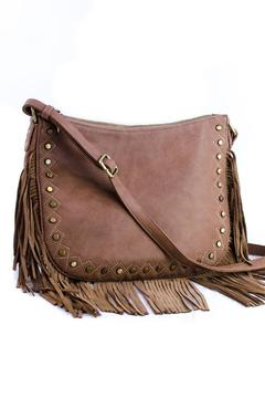 Shoptiques Product: Vegan Fringe Messenger
