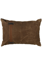Ganz Antique canvas lumbar-pillow - Product Mini Image