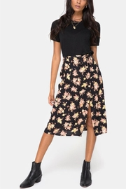 Motel Antique Rose Skirt - Product Mini Image