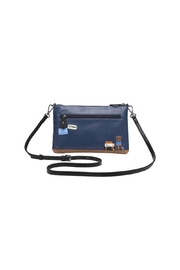 Vendula London Antiques Shop Pouch-Bag - Front full body