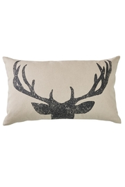 Park Designs Antler Print Pillow - Product Mini Image