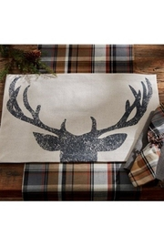 Park Designs Antler Print Placemat - Front cropped