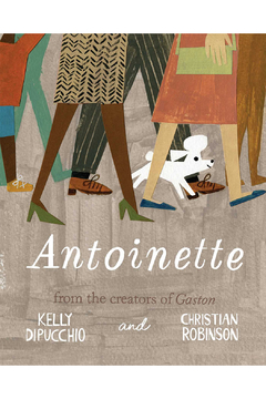 Simon & Schuster Antoinette - Alternate List Image