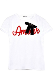 Dixie Amour Graphic Tee - Product Mini Image