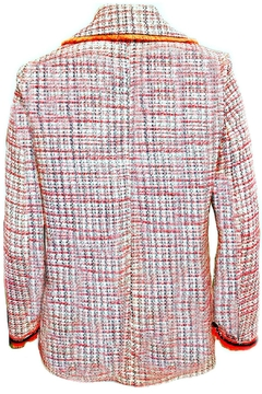 Dixie Blush Tweed Blazer - Alternate List Image