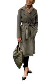ANTONELLO SERIO Grey Coat - Product Mini Image