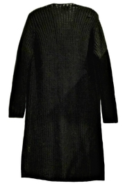 ANTONELLO SERIO Knitted Maxi Cardigan - Front full body
