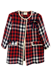 Dixie Large Checks Blazer - Product Mini Image