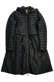 ANTONELLO SERIO Long Puffer Coat - Front cropped