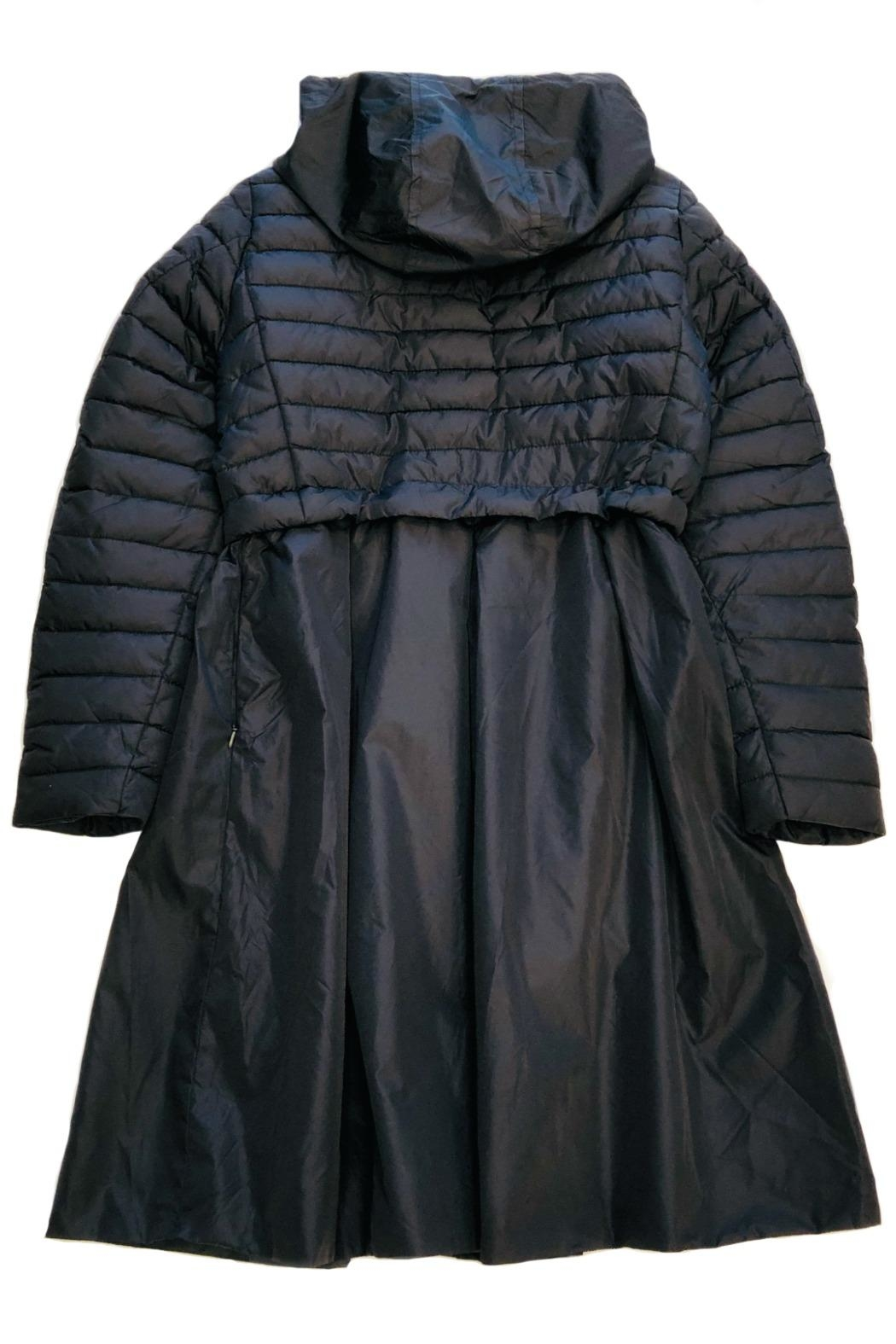 ANTONELLO SERIO Long Puffer Coat - Side Cropped Image