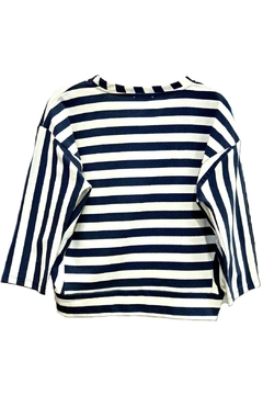Dixie Nautical Stripes Top - Alternate List Image