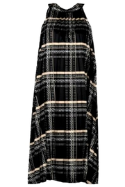 ANTONELLO SERIO Plaid Mock Dress - Product Mini Image