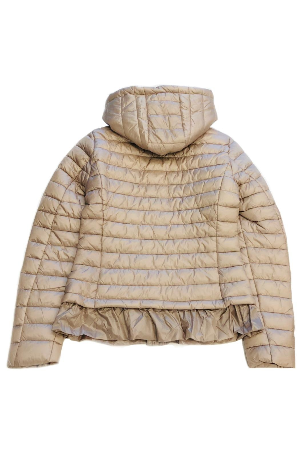 ANTONELLO SERIO Puffer Jacket - Side Cropped Image