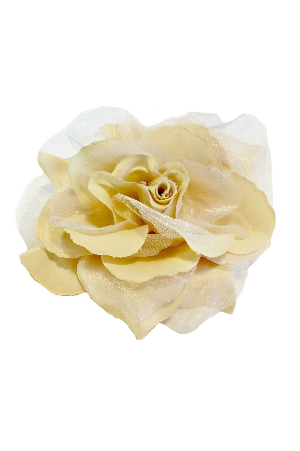 ANTONELLO SERIO Rose Chiffon Pin - Main Image