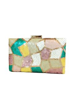 Shoptiques Product: Sequins Box Clutch
