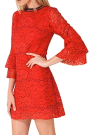 Hale Bob Antonine Lace Dress - Product Mini Image