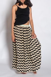 Anupamaa Black Gajari Skirt - Product Mini Image