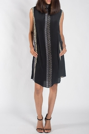 Anupamaa Black Melua Dress - Product Mini Image
