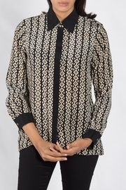 Anupamaa Black Men Style Shirt - Product Mini Image