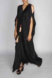 Anupamaa Black Tusha Dress - Side cropped
