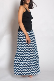 Anupamaa Blue Gajari Skirt - Product Mini Image