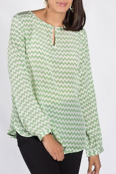Shoptiques Product: Green Raja Shirt