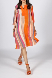 Anupamaa Orange Anjali Dress - Product Mini Image