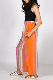 Anupamaa Orange Palazzo Pant - Back cropped