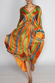 Anupamaa Orange Tusha Dress - Product Mini Image