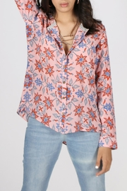 Anupamaa Pink Agni Top - Side cropped