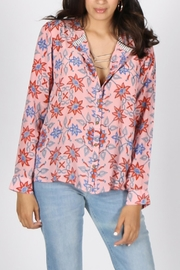Anupamaa Pink Agni Top - Product Mini Image
