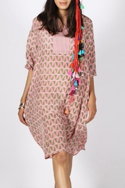 Anupamaa Pink Anjali Dress - Product Mini Image