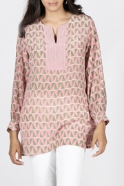 Anupamaa Pink Anjali Top - Side cropped