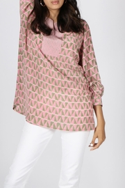 Anupamaa Pink Anjali Top - Product Mini Image