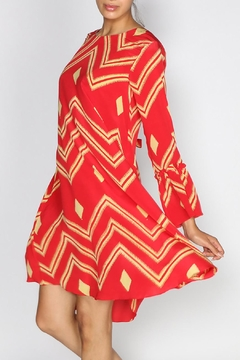 Shoptiques Product: Red Mao Dress