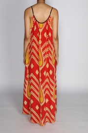 Anupamaa Red String Silk Maxi - Other