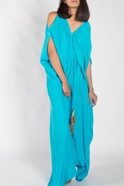 Anupamaa Turquoise Tusha Dress - Product Mini Image