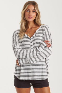 Billabong Any Day Henley Top - Product List Image