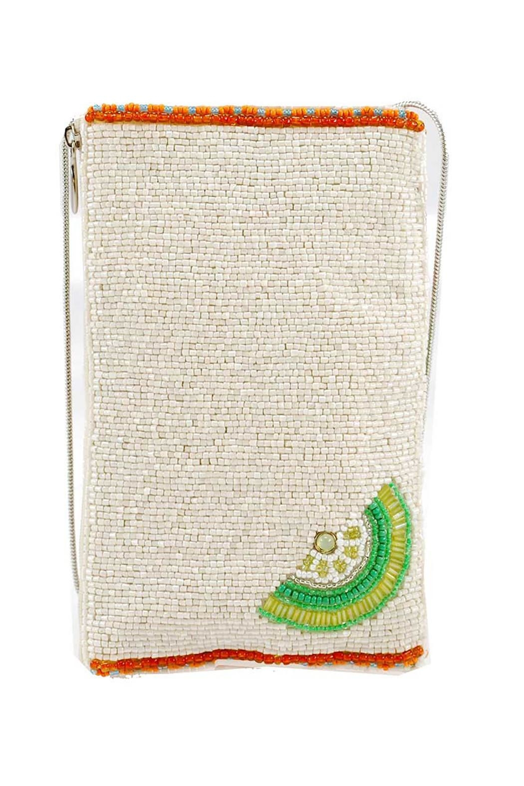 Mary Frances Any-Way-You-Slice-It Phone Bag - Front Full Image