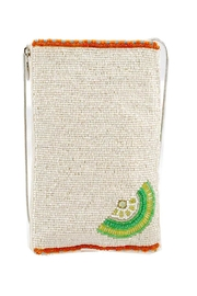 Mary Frances Any-Way-You-Slice-It Phone Bag - Front full body