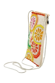 Mary Frances Any-Way-You-Slice-It Phone Bag - Back cropped