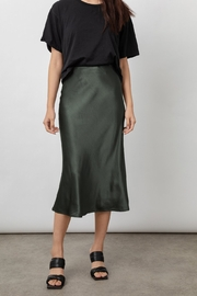 Rails Anya Dark Forest Skirt - Front cropped