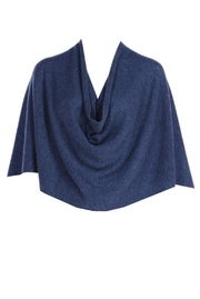 Tees by Tina Anytime Cashmere Poncho - Product Mini Image