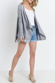 Sinuous Anytime Swing Cardigan - Product Mini Image