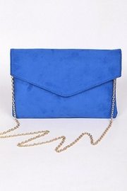 Anzell Casual Envelope Clutch - Front cropped