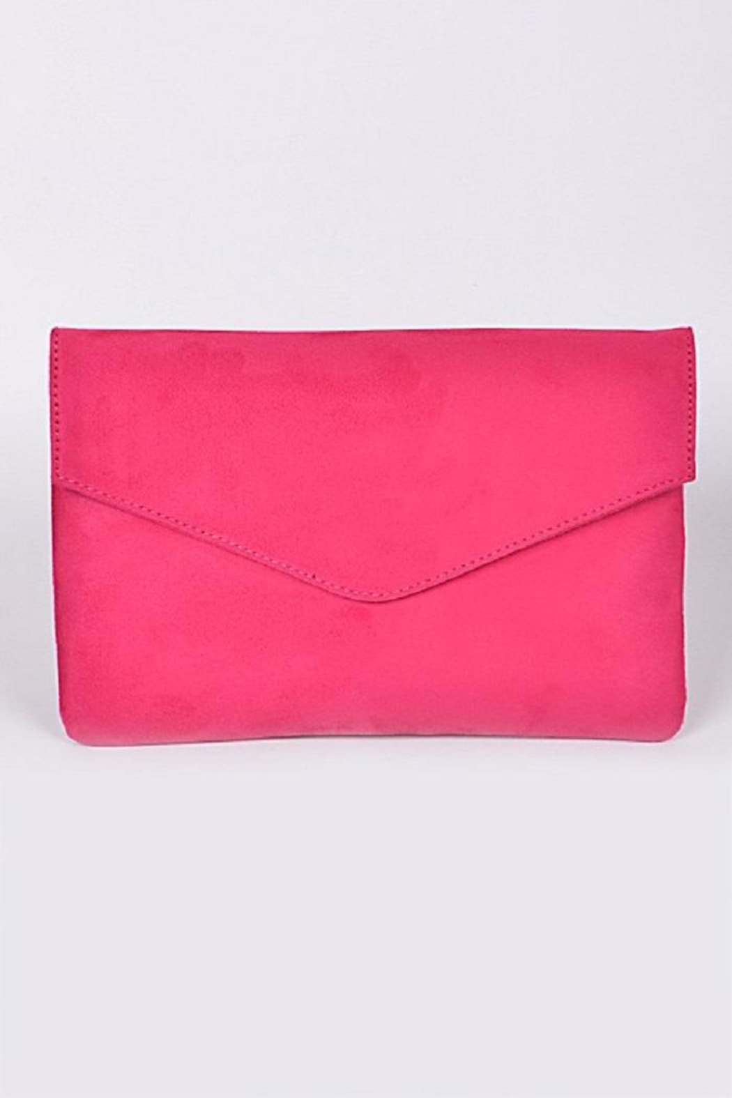 Anzell Casual Envelope Clutch - Front Cropped Image